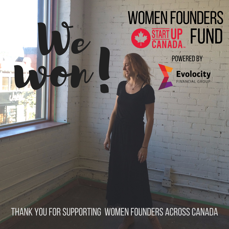 women founders fund startup canada
