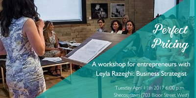 leyla pricing workshop