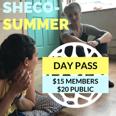 shecosummer day pass